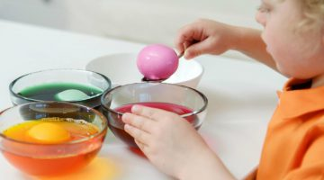 How To Get Food Coloring Off Skin