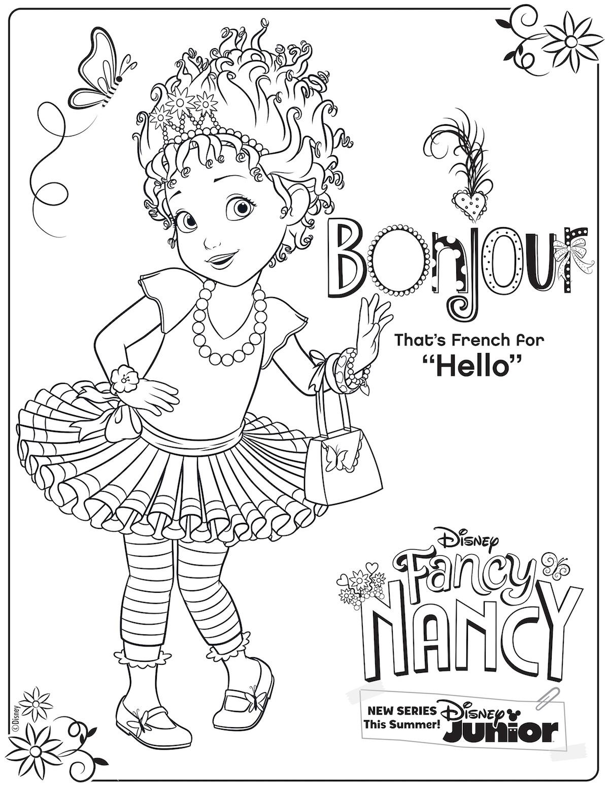 Fancy Nancy Volume 1 Coming To Dvd November 20th! + Free