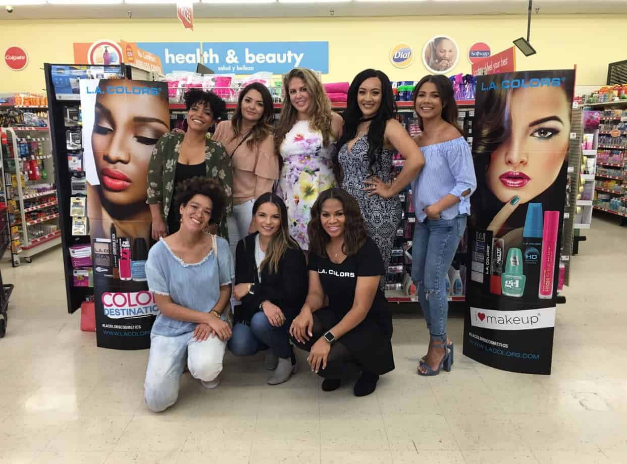 An  Fdfabulous Day Of Beauty With Family Dollarmy Life As Lizza