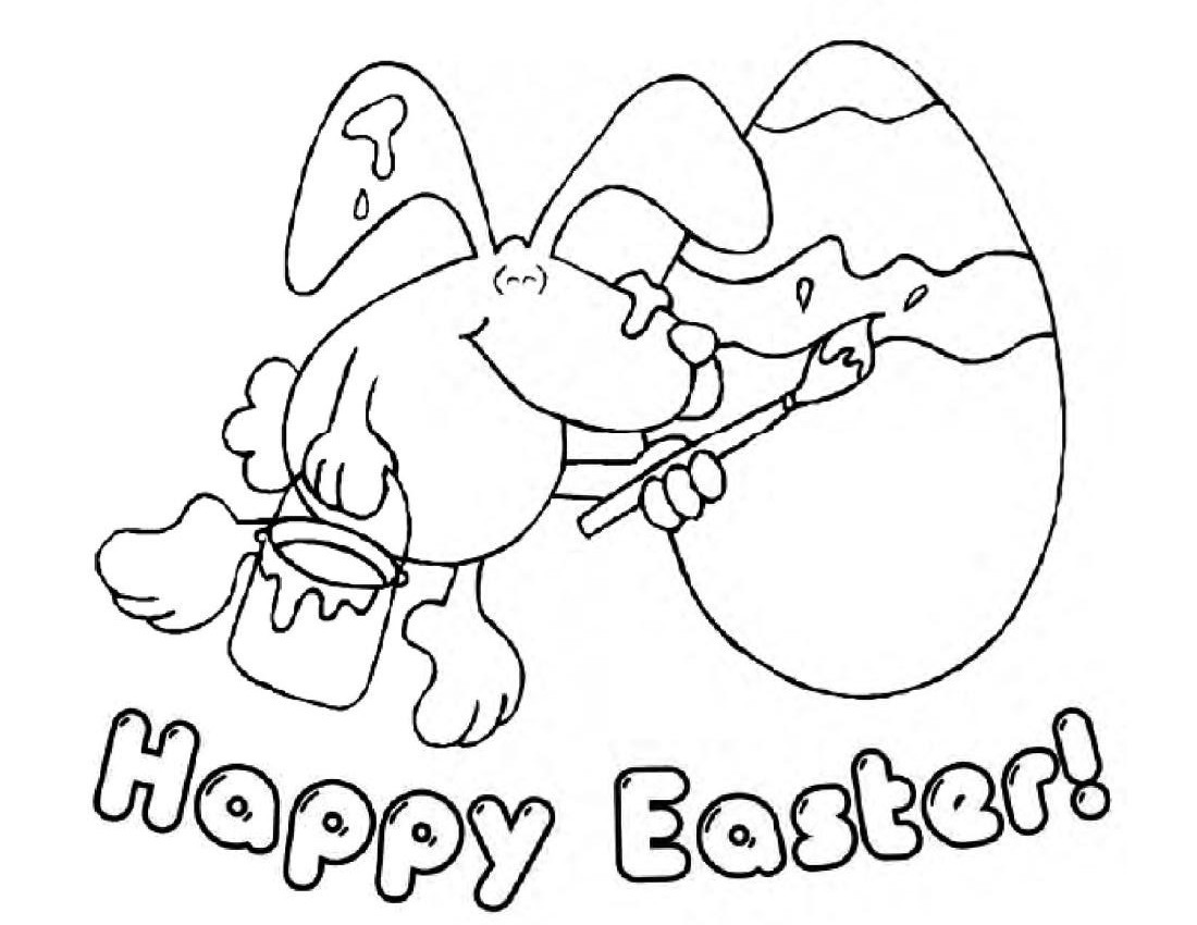 Free Printable Easter Cards To Colour In – Hd Easter Images