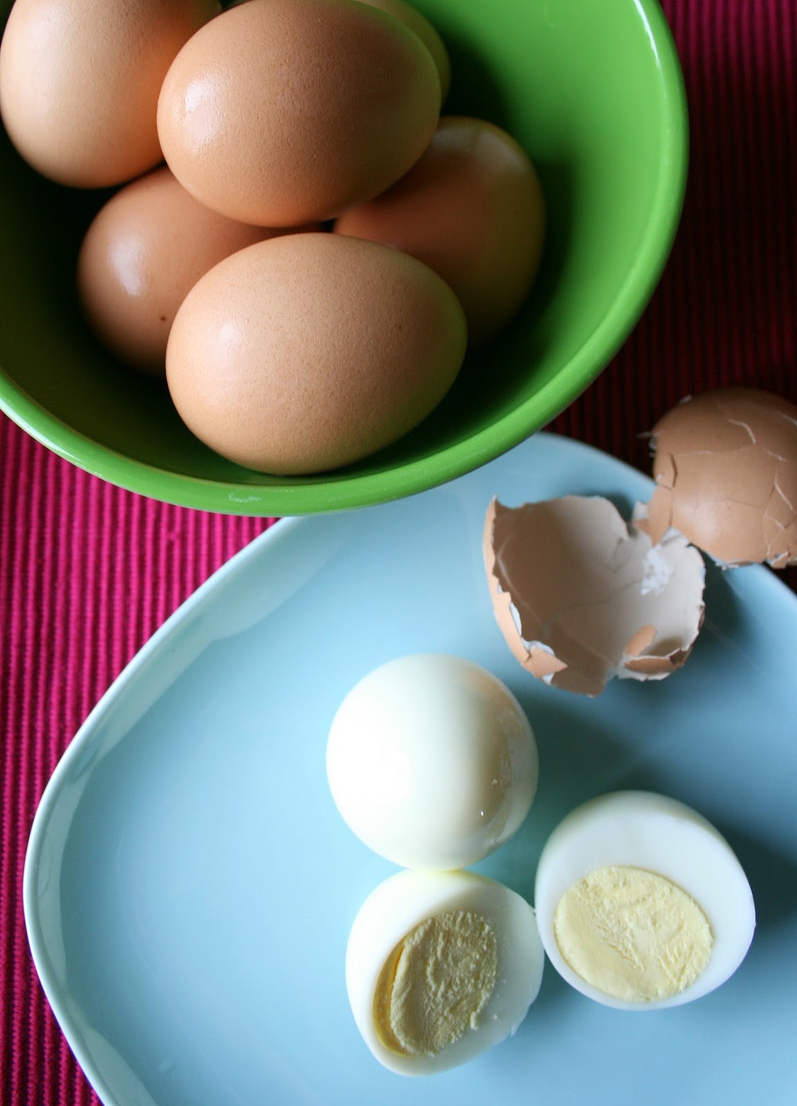 How To Make Perfect Hard Boiled Eggs In The Oven