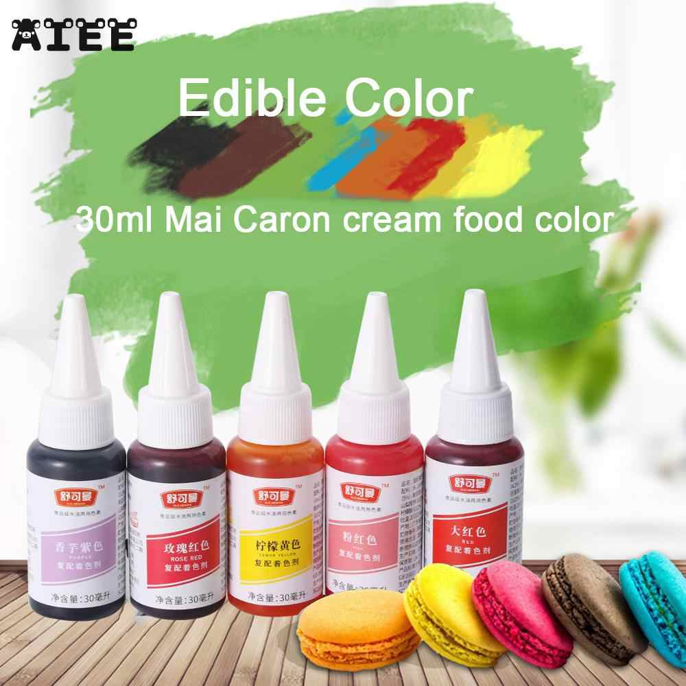 Detail Feedback Questions About Aiee 1 Pcs 30ml Edible Color