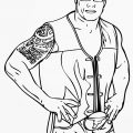 Wwe Coloring Pages 2015