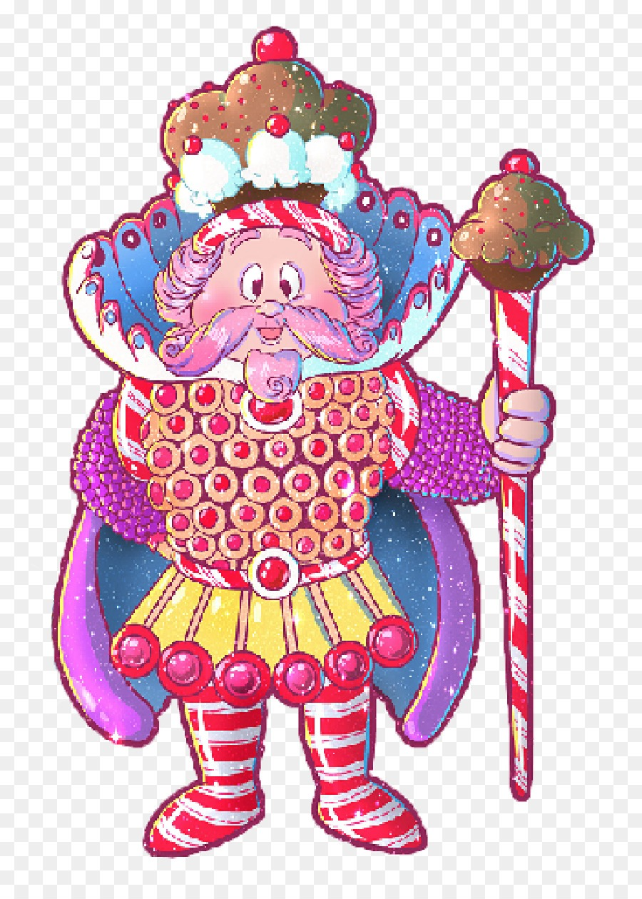 Candy Land Coloring Book Character Gingerbread House
