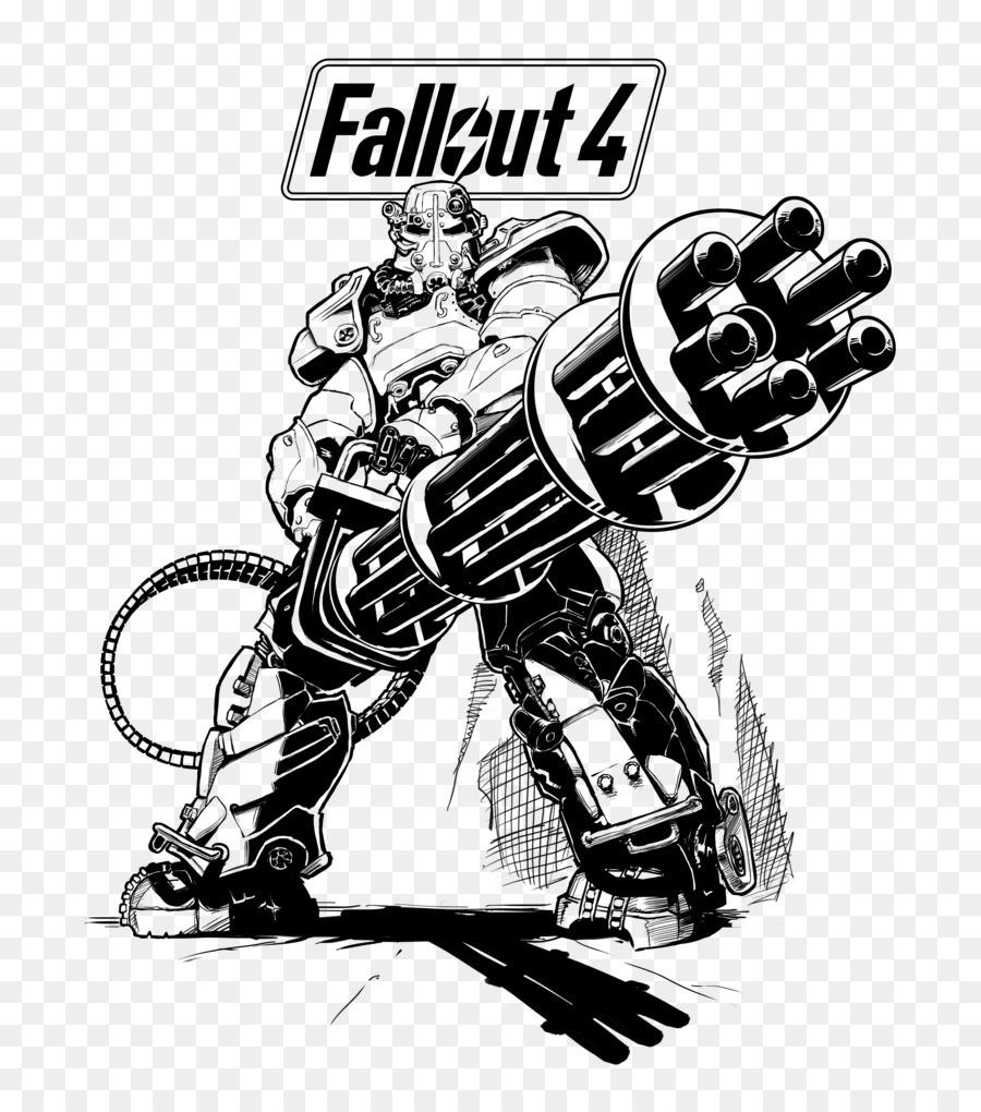 Fallout 4 Fallout  New Vegas Fallout 3 Drawing Coloring Book