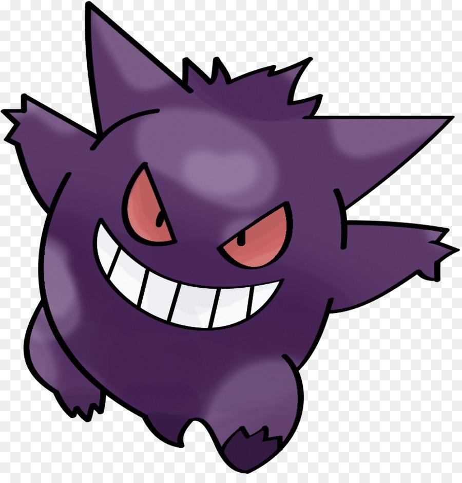 Gengar Haunter Pokémon Sun And Moon Pokédex
