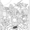 Lego Marvel Superheroes Coloring Pages