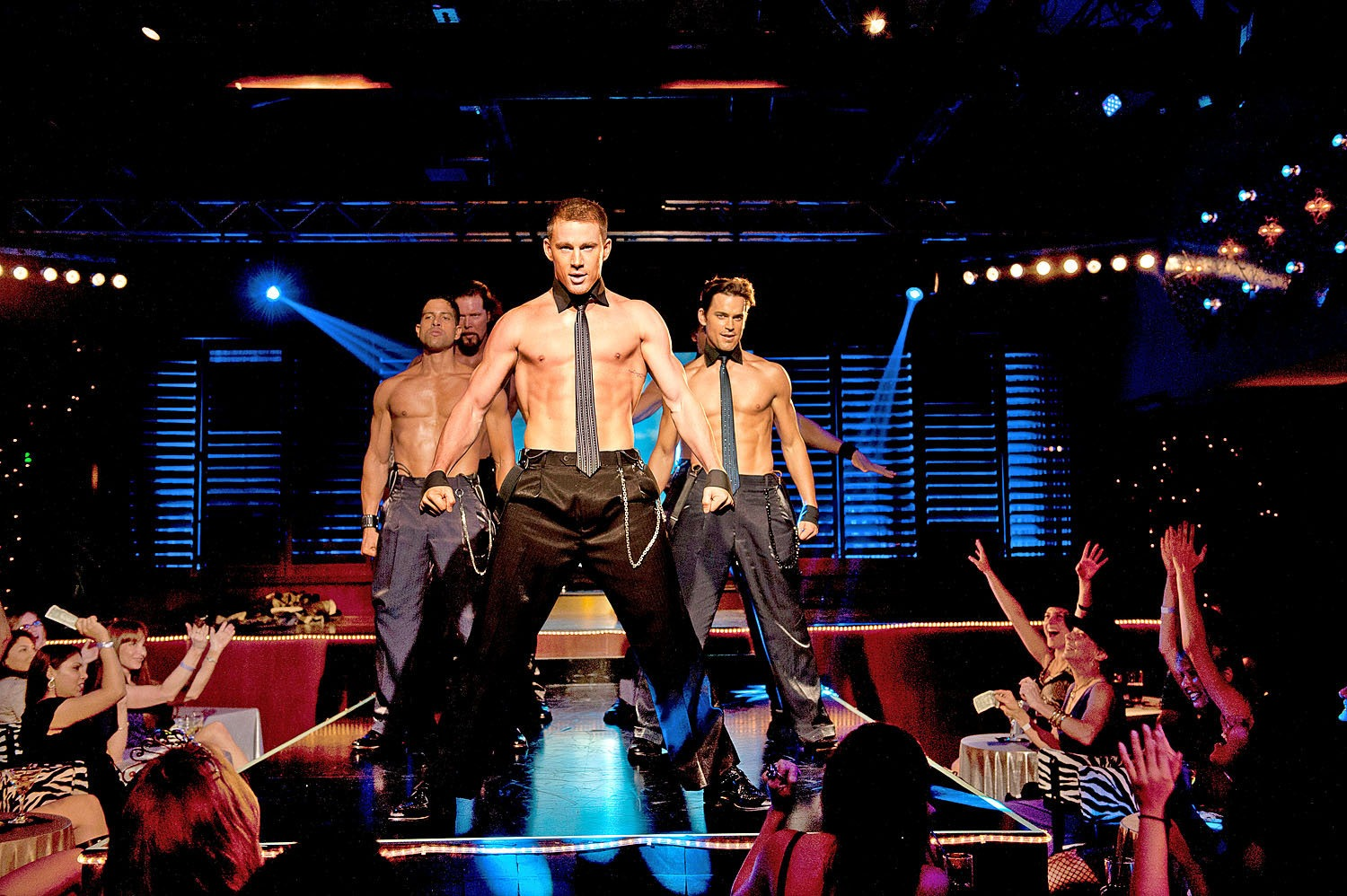 Review  'magic Mike,' By Steven Soderbergh, With Channing Tatum