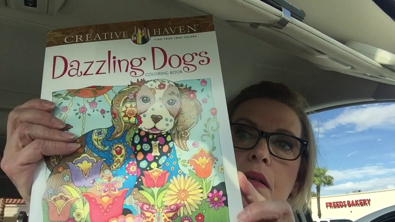 Michael's Haul ~ 40  Off Adult Coloring Books