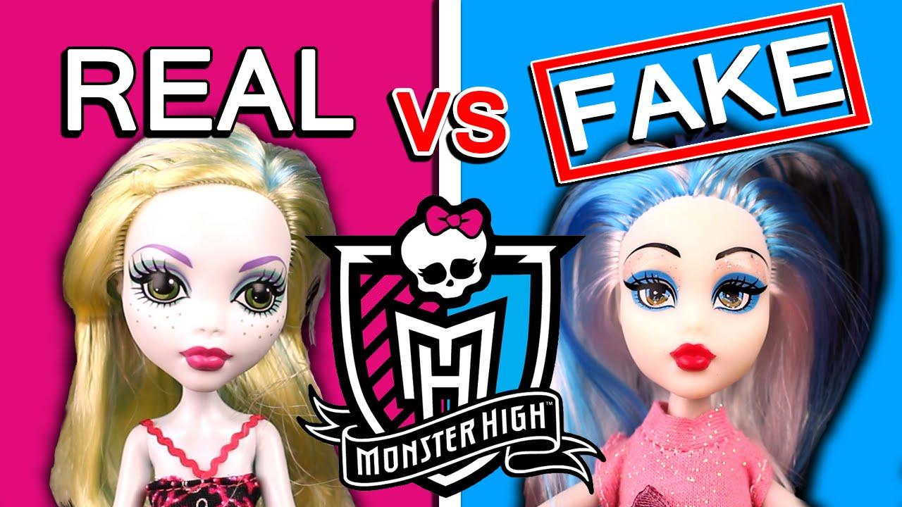 Fake Monster High Dolls