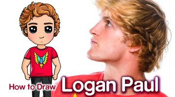 Jake Paul Coloring Pages