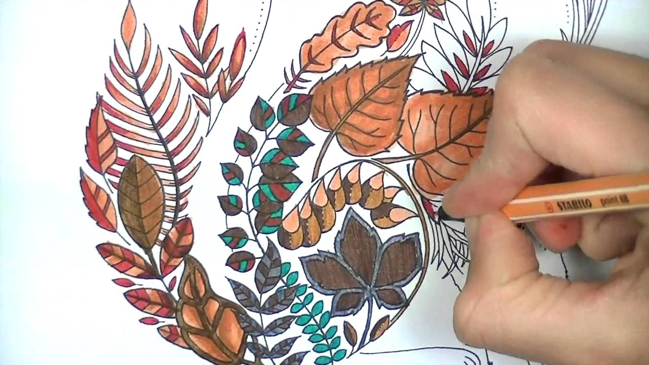 Enchanted Forest Coloring Page
