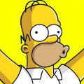 Homer Simpson Drawing