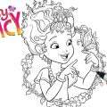 Printable Pictures Of Fancy Nancy