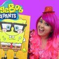Spongebob Giant Coloring Book