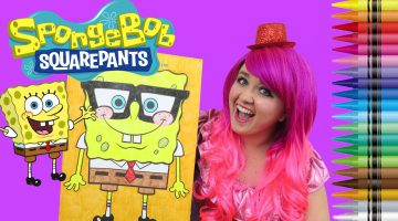 Spongebob Giant Coloring Book