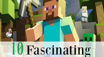 Minecraft Pictures For Kids