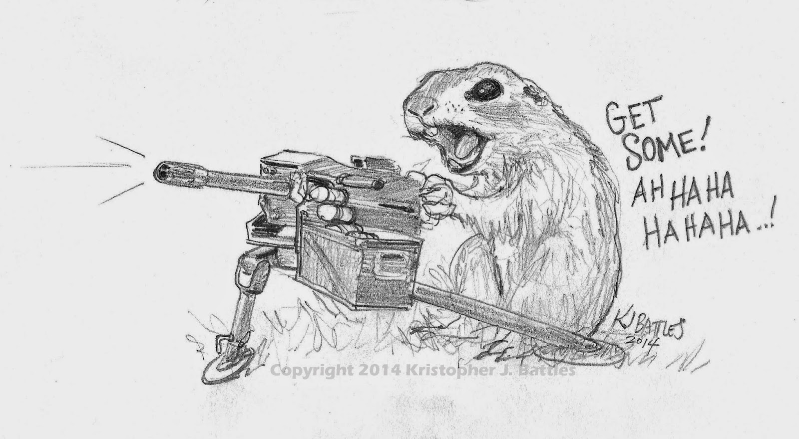 Sketchpad Warrior   August 2014