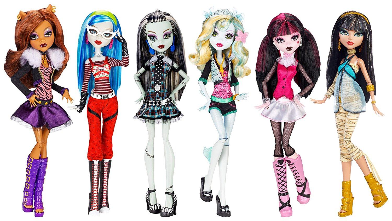 10 Best Monster High Dolls (2019)