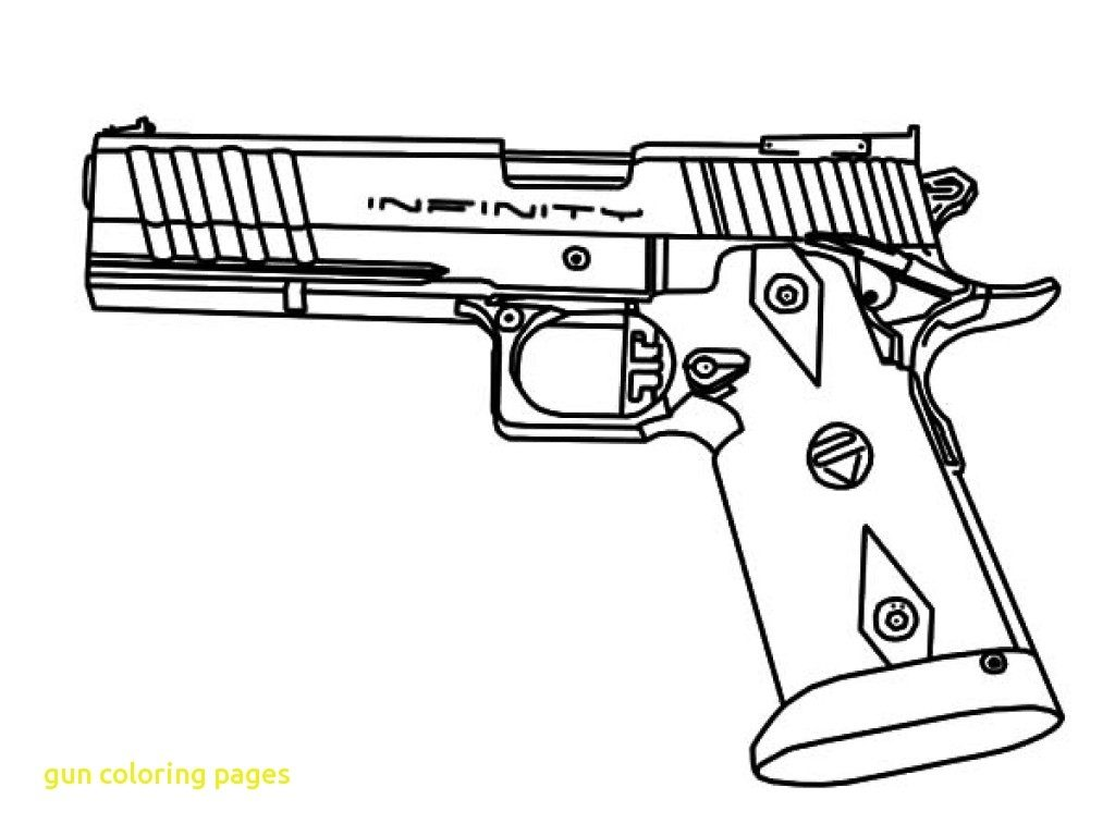 Coloring Pages ~ Nerf Gun Coloring Pages Free Stunning Tldregistry