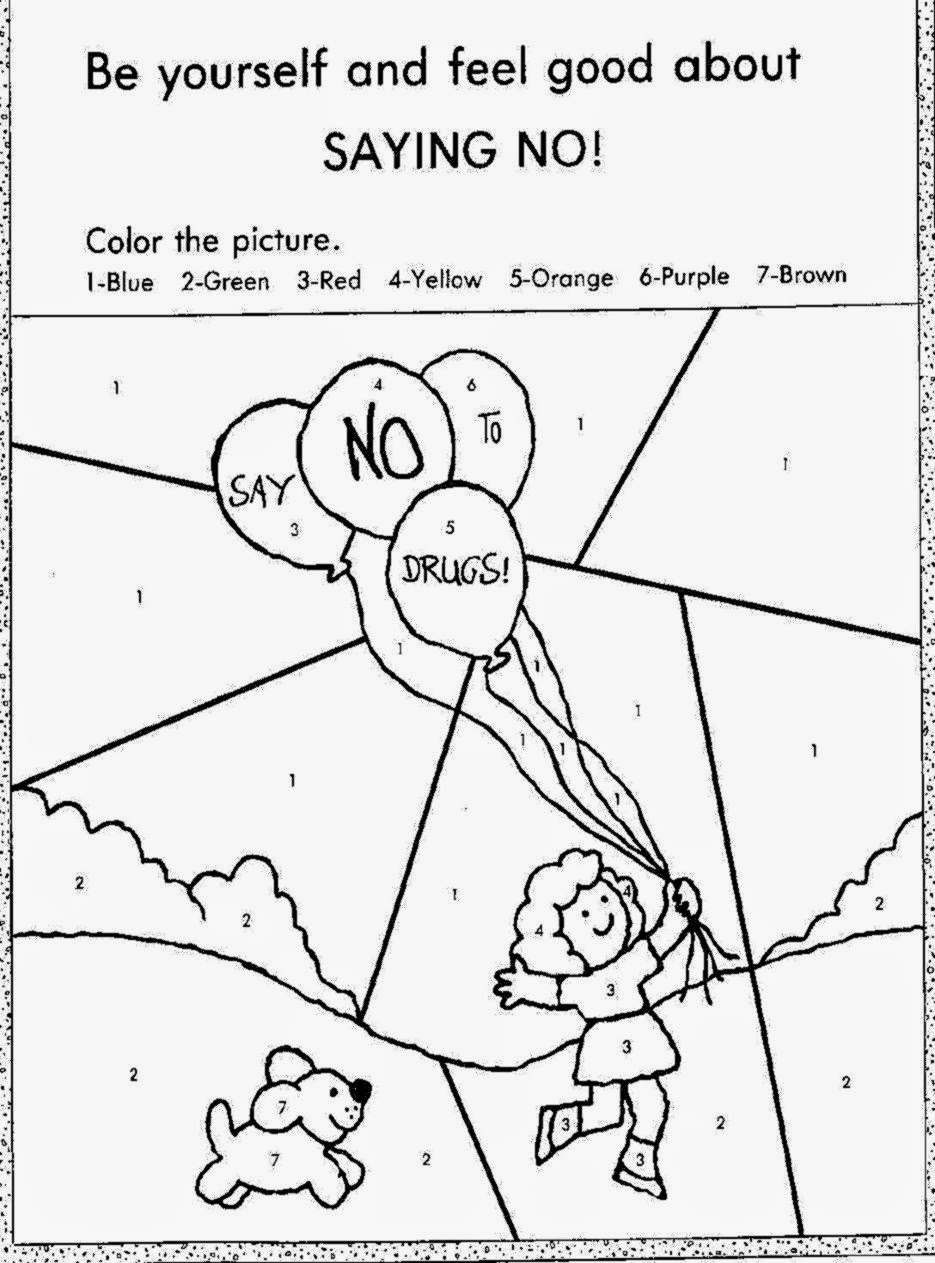 Red Ribbon Coloring Pages Printable