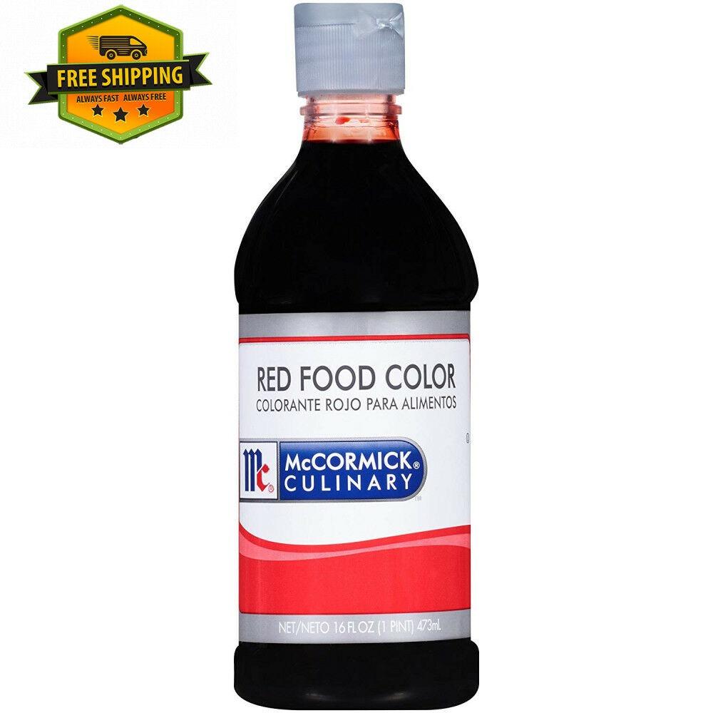 Mccormick Food Coloring Upc & Barcode