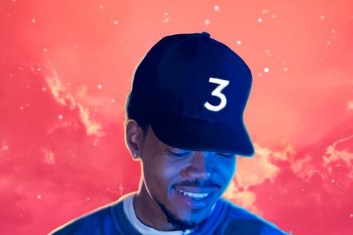 Chance The Rapper's Coloring Book Is The First Streaming