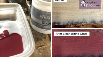 Food Coloring Wood Stain