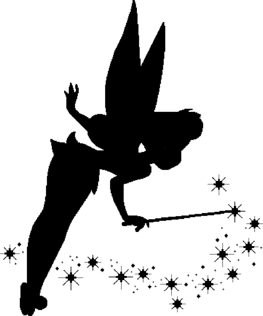 Collection Of Free Tinkerbell Vector Pink  Download On Ui Ex