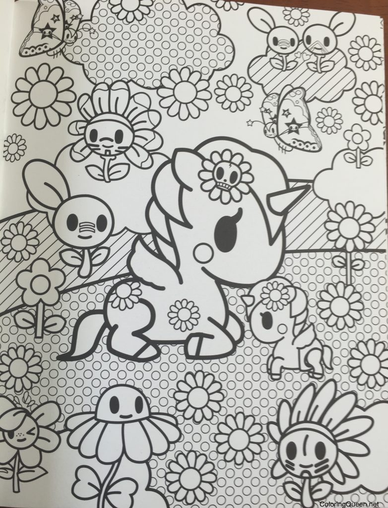 Tokidoki Coloring Pages – Alancastro Org