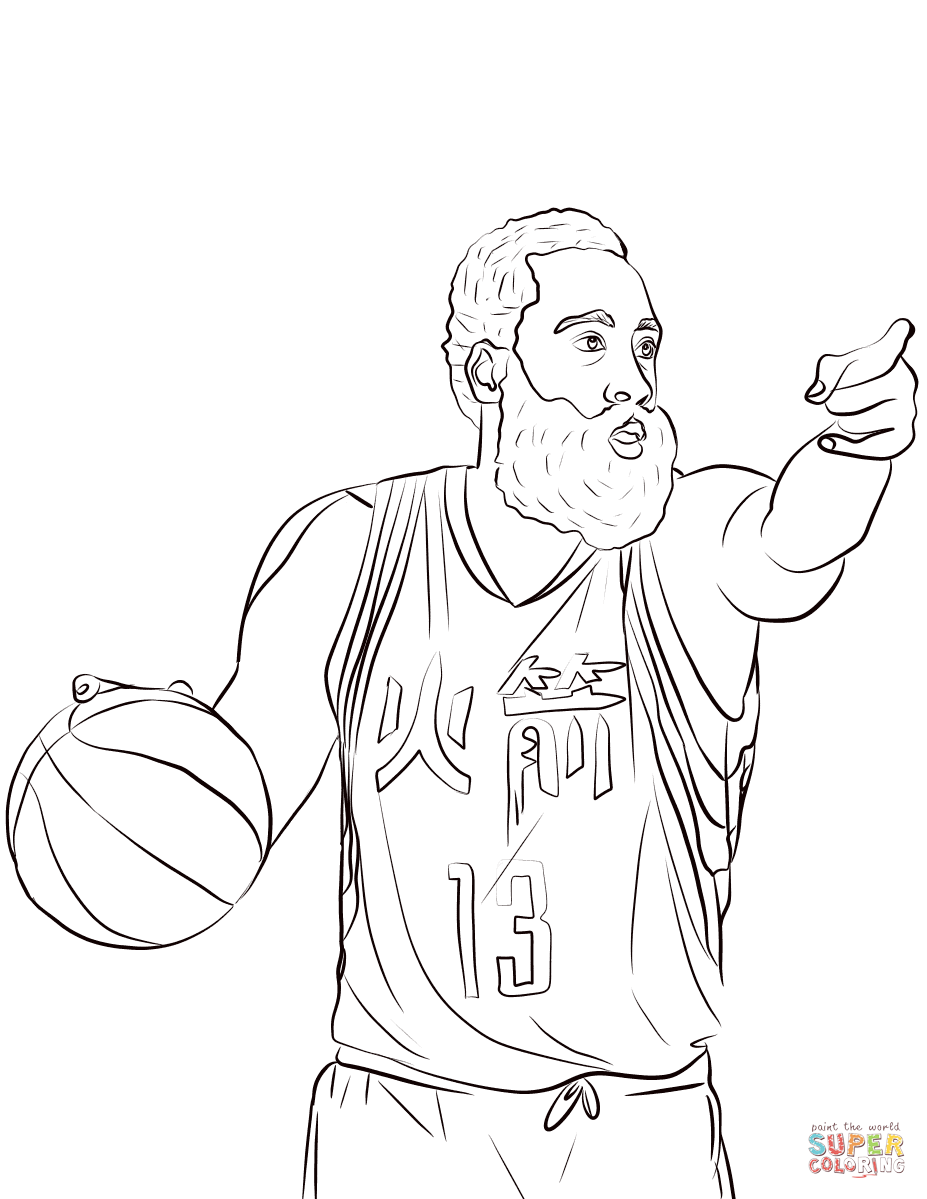 Useful Stephen Curry Coloring Pages 2723132 Stephan Page