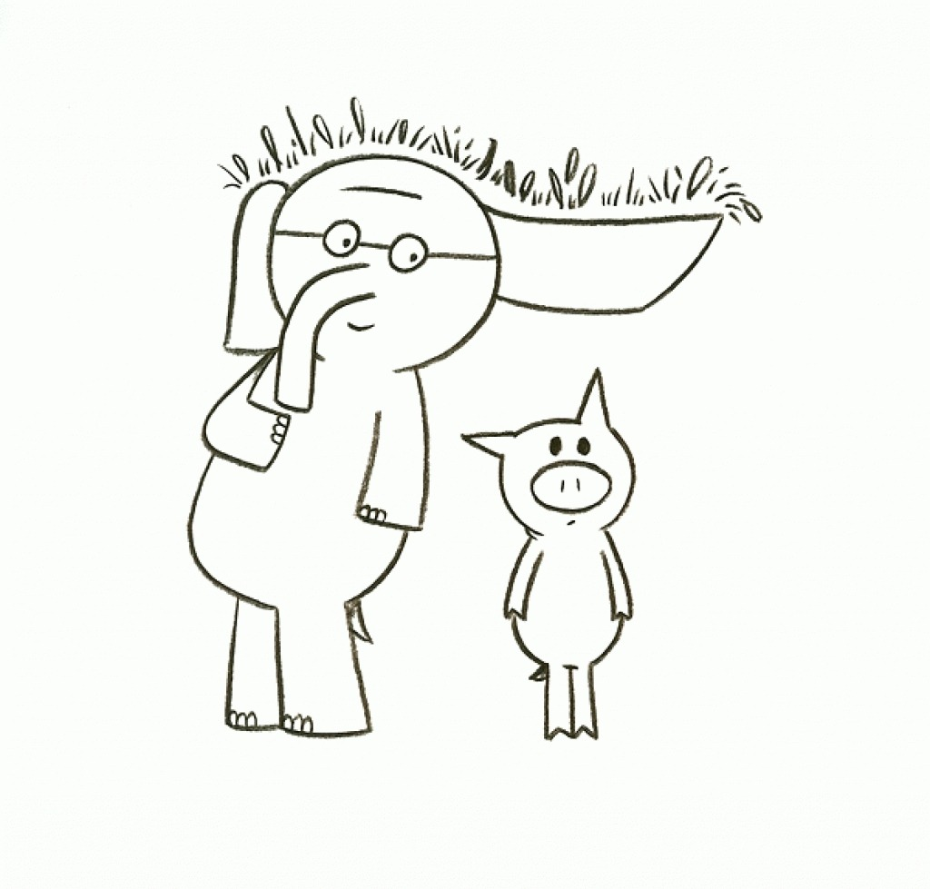 Mo Willems Coloring Pages And Coloring On Neo Coloring Intended For