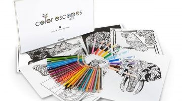 Adult Coloring Kits