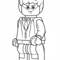 Lego Harry Potter Coloring Pages To Print