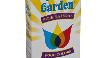 Color Garden Food Coloring