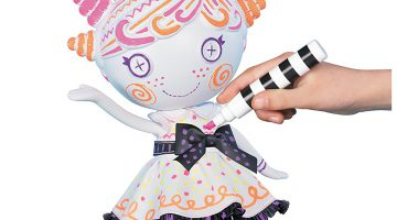 Lalaloopsy Pictures To Color