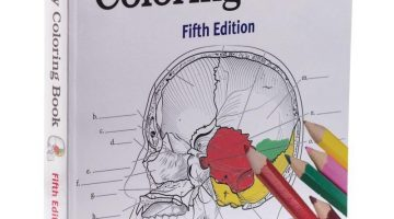 Apologia Advanced Biology Coloring Book