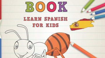 Coloring Book In Spanish