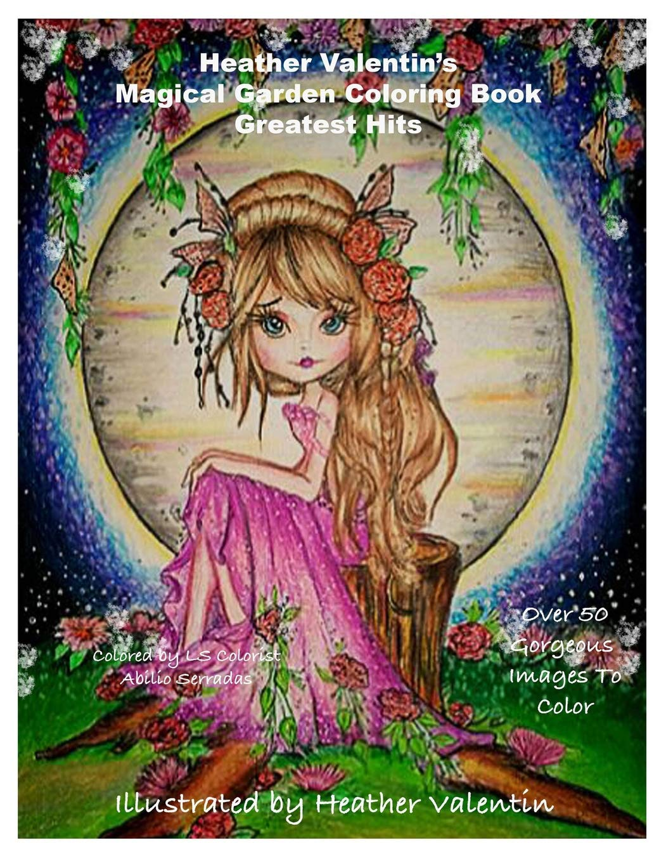 Amazon Com  Heather Valentin's Magical Garden Greatest Hits
