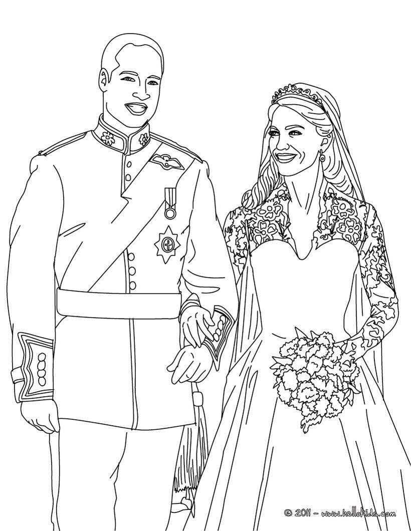 Royal Princess Coloring Pages