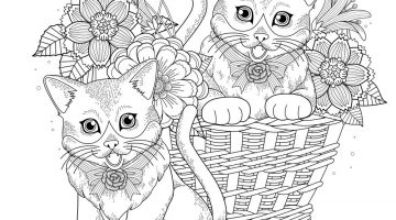 Adult Cursing Coloring Book