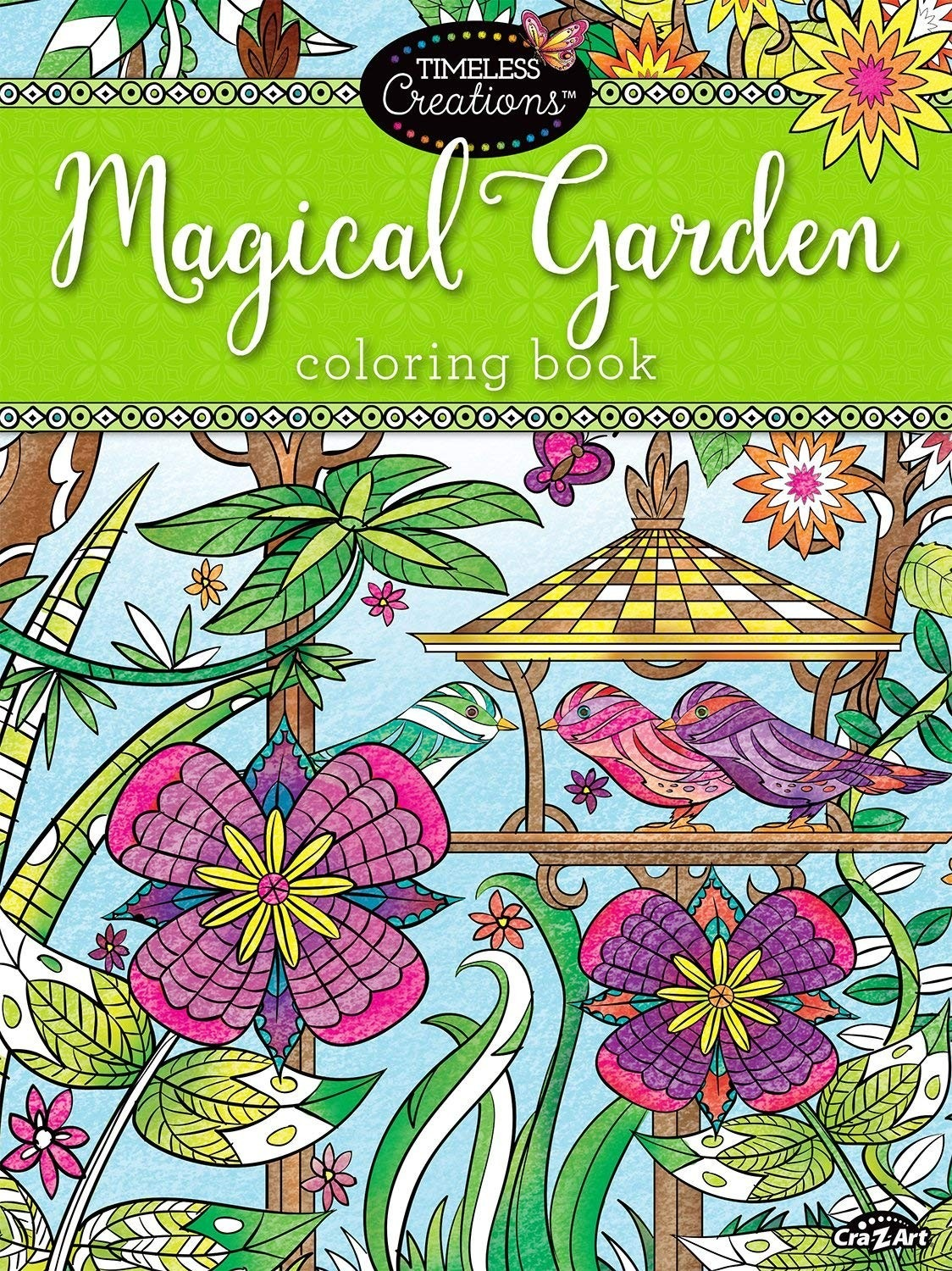 91cumsnyrll Sl1500 With Magical Garden Coloring Book