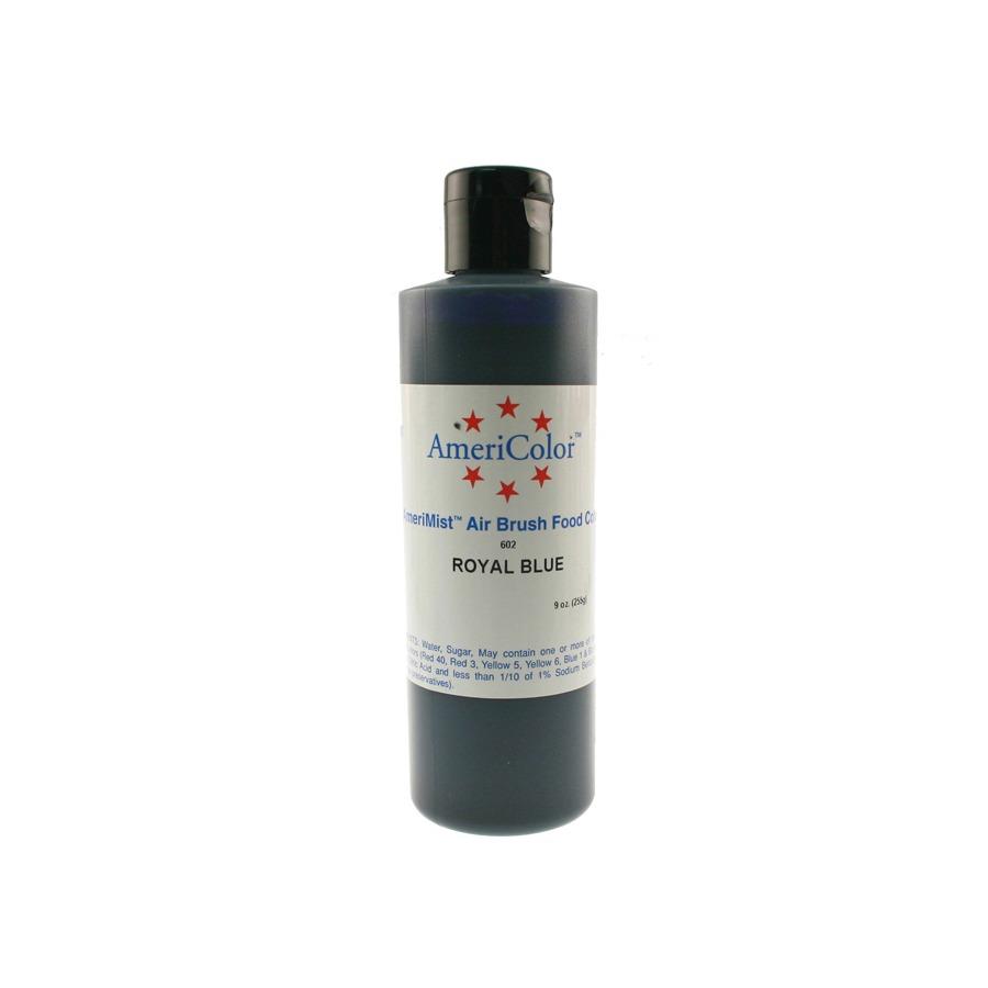 Royal Blue Americolor® Amerimist™ Air Brush Food Color