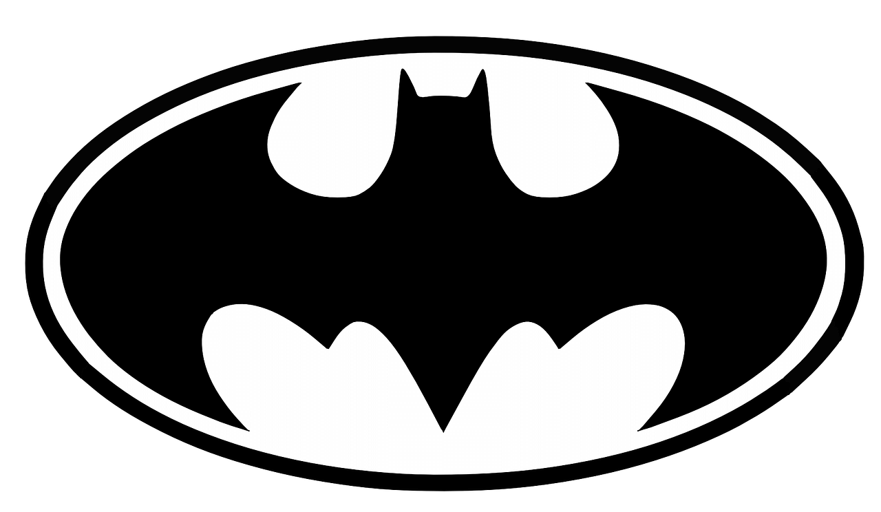 Batman Logo Printable Template