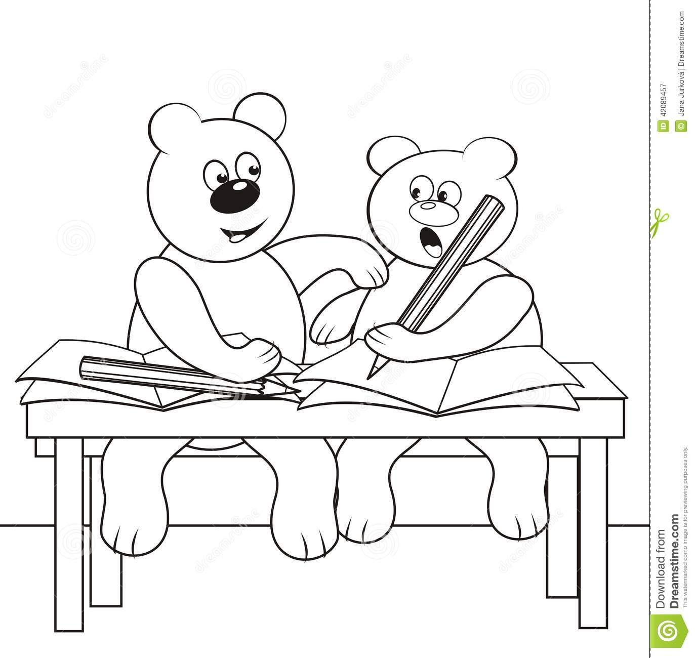 Bears In Class