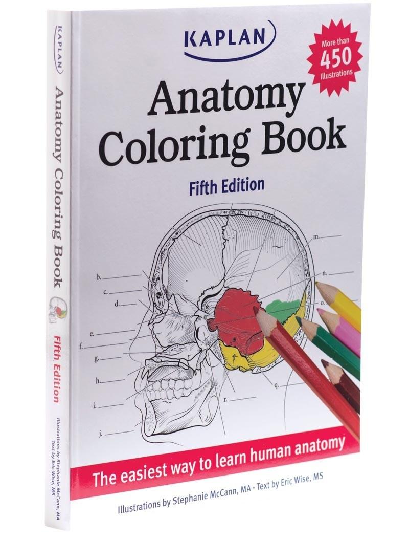 Best Anatomy Coloring Book For College – Vingel