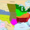 Biome Map Coloring Worksheet