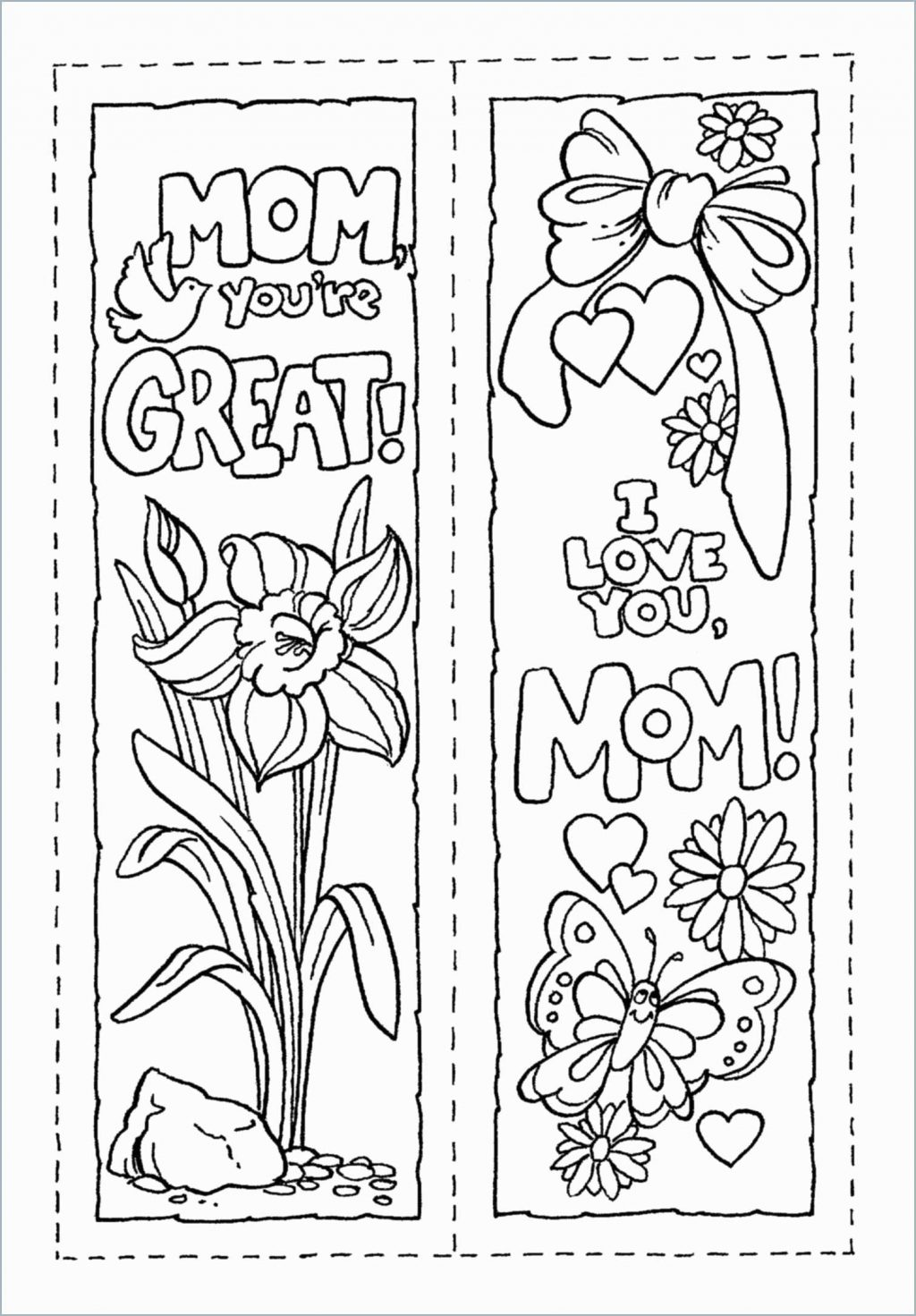 Coloring Pages ~ Cool Coloring Bookmarks Inspirational Home