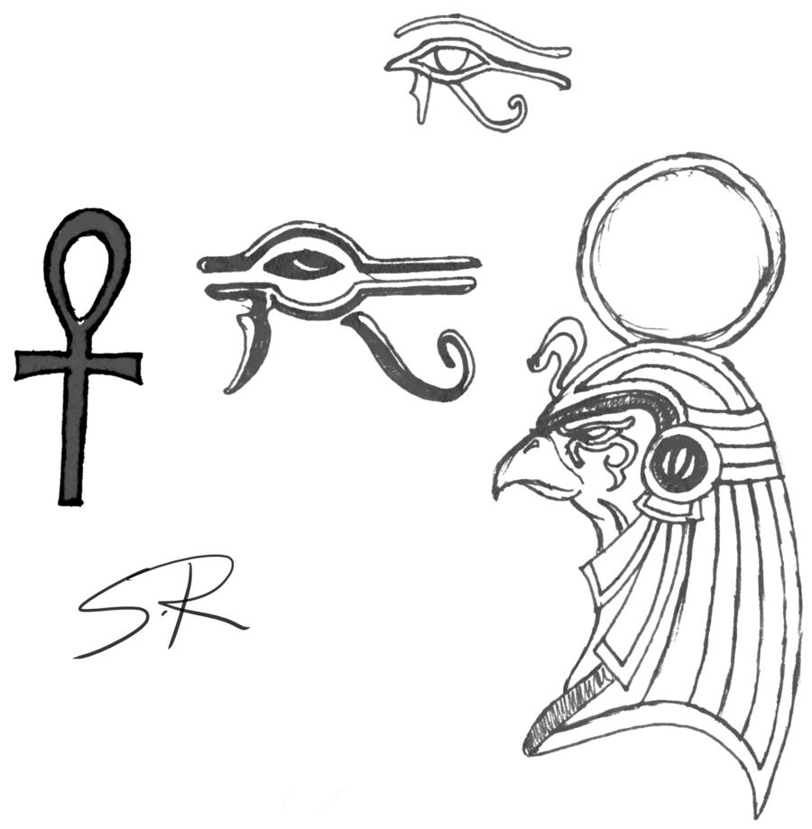 Ra  The Egyptian Sun God