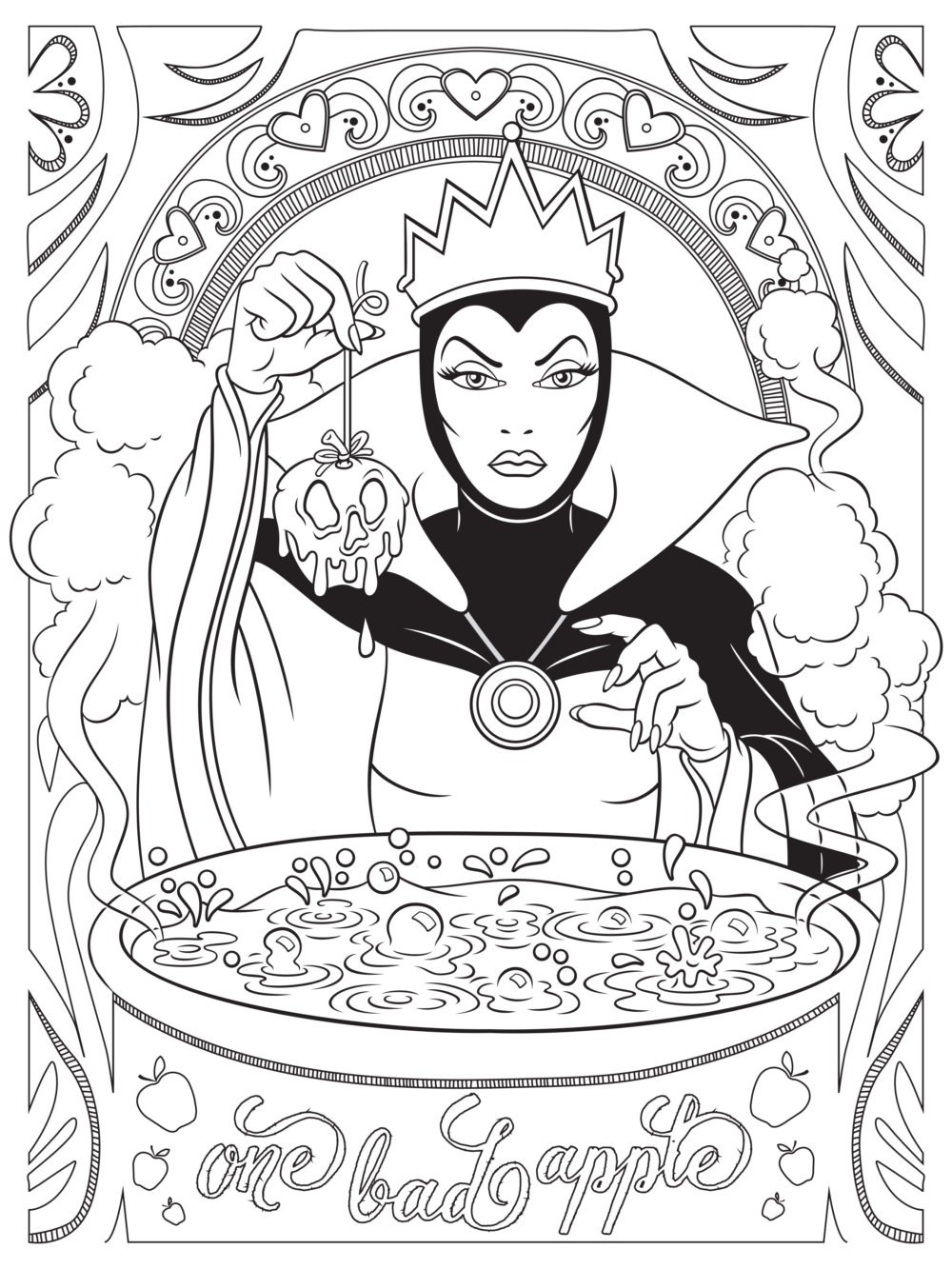 Fresh Celebrate National Coloring Book Day With Disney Style